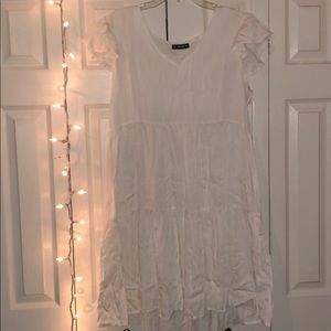 Never worn cute bohemian style dress